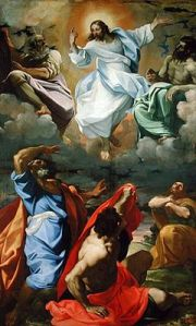 "Lodovico Carra, ""Transfiguration"", 1594"