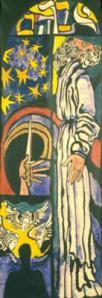"Phillip Ratner, ""Abraham,"" 1998"