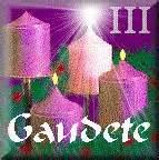 Gaudele Sunday
