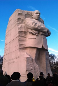 The Martin Luther King, Jr. Memorial, Washington, DC
